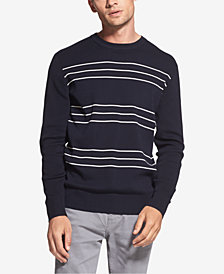 DKNY Men's Stripe Sweater