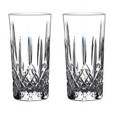 Waterford Gin Journeys Lismore Hiball, Set of 2