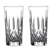 Waterford Gin Journeys Lismore Hiball Glass Pair