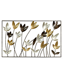 Roxbury Leaf Wall Décor, Set of 3