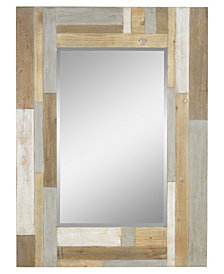 Shanton Hexagonal Wall Mirrors, Set of 3