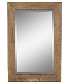 Morris Wall Mirror - Nutmeg 30 x 20