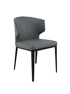 Delaney Side Chair Gray-Set Of Two