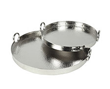 Hamme Round Trays Set of 2