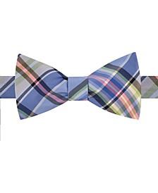 Men's Plaid To-Tie Silk Bow Tie