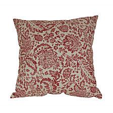 """Fairhaven Red 24.5"""" Floor Pillow"""