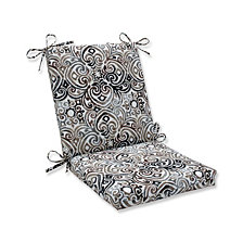 Corinthian Driftwood Squared Corners Chair Cushion
