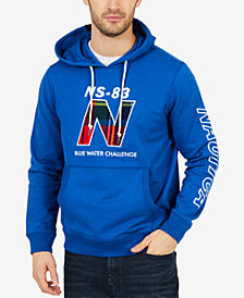 Nautica Men's Classic Fit Logo Hoodie