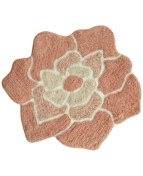 Bacova Cora Cotton 25 X Flower Bath Rug Reviews