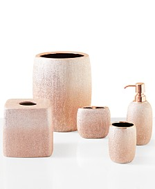 JLA Home Sunset Ombré Bath Accessories Collection, Created for Macy's