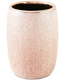 JLA Home Sunset Ombré Wastebasket, Created for Macy's