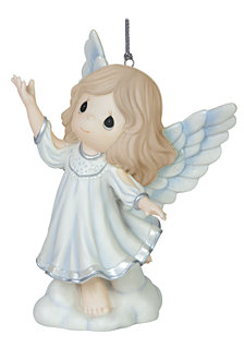 Precious Moments Lift Every Voice 5th In Annual Angel Series Ornament