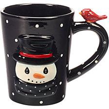 Precious Moments Snow Much Fun Snowman Mug