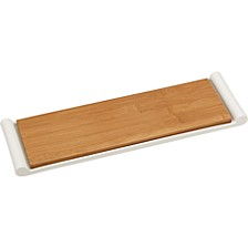 Celebrations by Serve In Style 2-Piece Cutting Board and Serving Tray