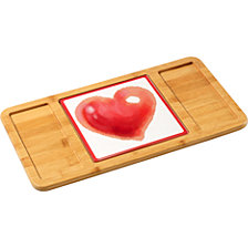 Celebrations by Valentine's Day Heart Cutting Board and Trivet