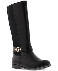 Tommy Hilfiger Little & Big Girls Andrea Bootstrap Boots