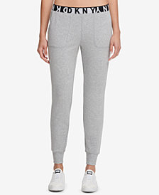 DKNY Sport Slim Logo Sweatpants, Created for Macy's