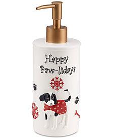 Avanti Happy Pawlidays Lotion Pump