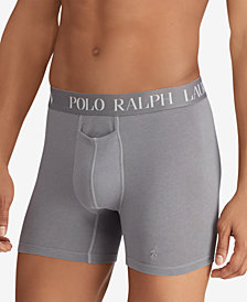Polo Ralph Lauren Men's Boxer Briefs, 2-Pk.