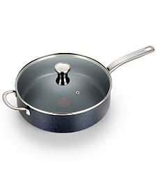 T-fal HeatMaster Sapphire-Infused Non-Stick 5-Qt. Jumbo Cooker & Lid