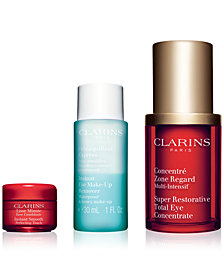 Clarins 3-Pc. Restoring Eye Wonders Set