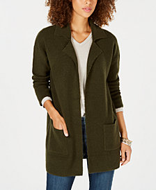 Style & Co Sweater Blazer, Created for Macy's