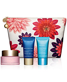 Clarins 4-Pc. Multi-Active Skin Solutions Gift Set