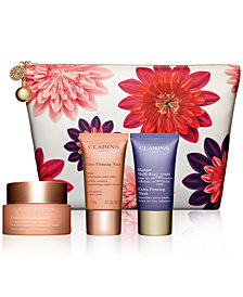 Clarins 4-Pc. Extra-Firming Skin Solutions Set