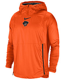 Nike Men's Oklahoma State Cowboys Fly Rush Jacket