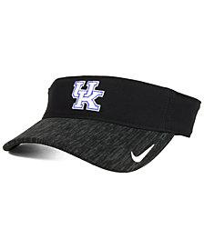Nike Kentucky Wildcats Sideline Visor 2018