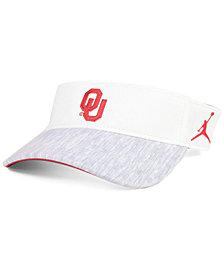 Nike Oklahoma Sooners Sideline Visor 2018