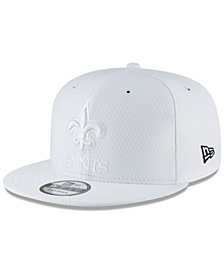 New Era New Orleans Saints On Field Color Rush 9FIFTY Snapback Cap