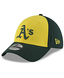 New Era Oakland Athletics Players Weekend 39THIRTY Cap
