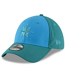 New Era Seattle Mariners Players Weekend 39THIRTY Cap