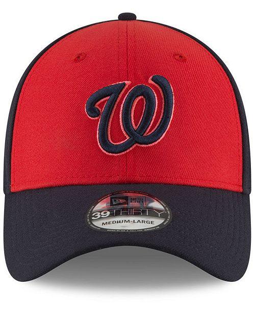 6133a7f79bb New Era Washington Nationals Players Weekend 39THIRTY Cap - Sports Fan Shop  By Lids - Men - Macy s