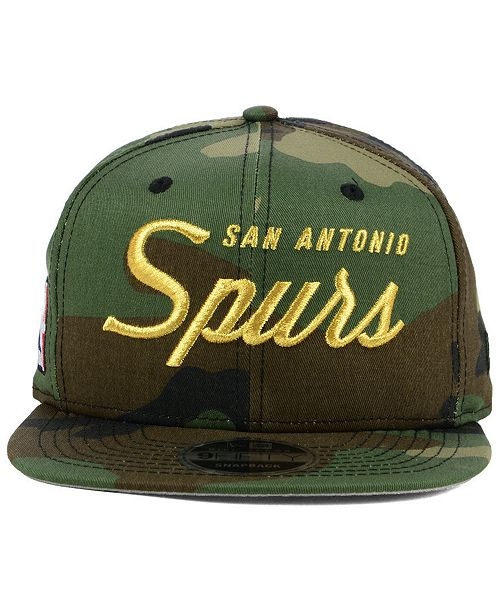 best authentic c130f 14c45 New Era. San Antonio Spurs Classic Script 9FIFTY Snapback Cap. Be the first  to Write a Review. main image  main image  main image ...