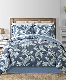 CLOSEOUT! Palm Beach 8-Pc. Comforter Sets