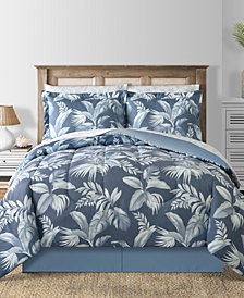 Fairfield Square Collection Palm Beach 6-Pc. Twin Comforter Set