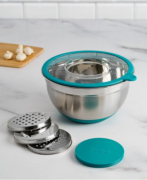 Goodful 5-Qt. Grater Prep Bowl, Created for Macy's