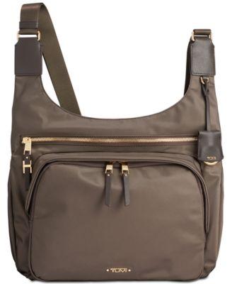 Voyageur Siam Crossbody Bag