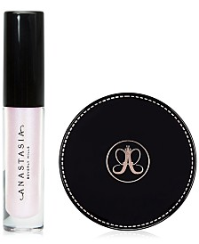 Receive a Free 2pc Gift in an organza bag with any $50 Anastasia Beverly Hills purchase