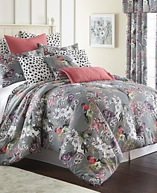 Birds in Bliss Duvet Cover Set-King
