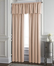 Cambric Peach Tailored Valance