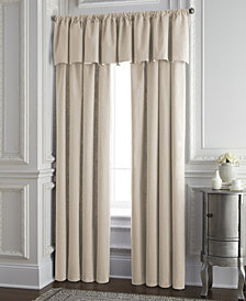 Cambric Vanilla Tailored Valance