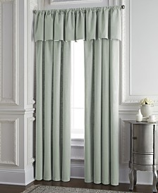 Cambric Seafoam Tailored Valance