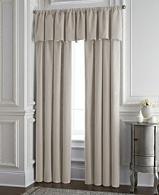 Cambric Natural Tailored Valance