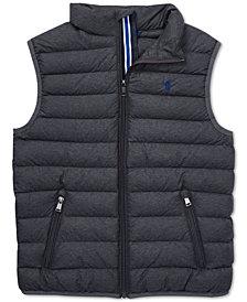 Polo Ralph Lauren Big Boys Quilted Down Vest