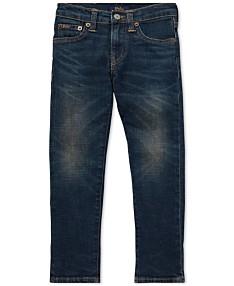 a960071e Polo Ralph Lauren Boys Jeans - Macy's