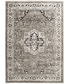 "KM Home Largo Heriz 2'3"" x 7'7"" Runner Area Rug"