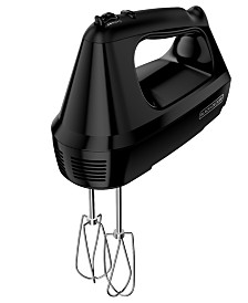 Black & Decker MX3200B 6-Speed Hand Mixer